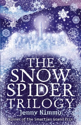 The Snow Spider Trilogy by Jenny Nimmo from Vearsa in Teen Novel category