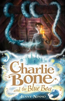 Charlie Bone and the Blue Boa by Jenny Nimmo from Vearsa in Teen Novel category