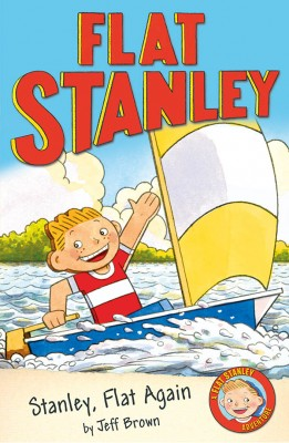 Stanley, Flat Again by Jeff Brown from Vearsa in Teen Novel category