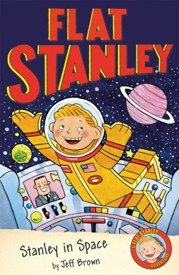 Flat Stanley in Space by Jeff Brown from Vearsa in Teen Novel category