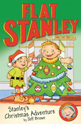 Stanley's Christmas Adventure by Jeff Brown from Vearsa in Teen Novel category