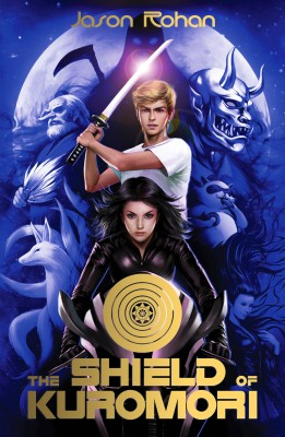 The Shield of Kuromori by Jason Rohan from Vearsa in Teen Novel category
