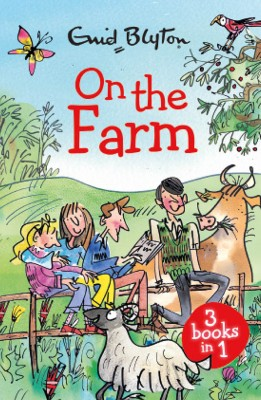 On the Farm: The Farm Series Collection by Enid Blyton from Vearsa in Teen Novel category