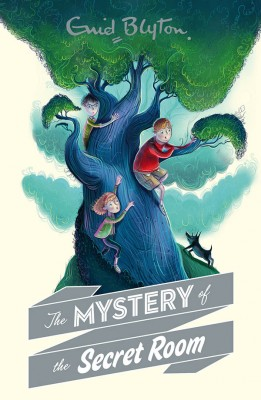 The Mystery of the Secret Room by Enid Blyton from Vearsa in Teen Novel category