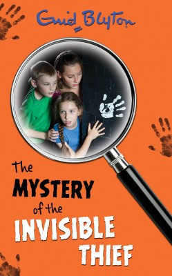 The Mystery of the Invisible Thief by Enid Blyton from Vearsa in Teen Novel category