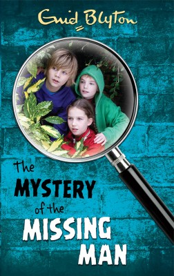 The Mystery of the Missing Man by Enid Blyton from Vearsa in Teen Novel category