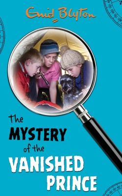 The Mystery of the Vanished Prince by Enid Blyton from Vearsa in Teen Novel category