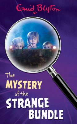 The Mystery of the Strange Bundle by Enid Blyton from Vearsa in Teen Novel category