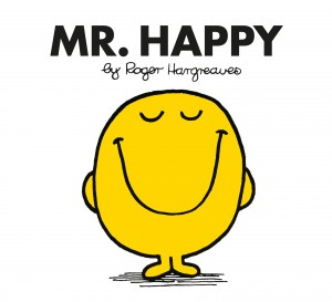 Mr. Happy by Roger Hargreaves from Vearsa in Teen Novel category
