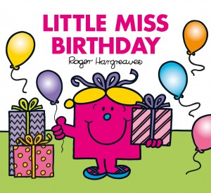 Little Miss Birthday by Roger Hargreaves from Vearsa in Teen Novel category