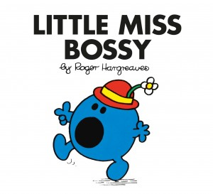 Little Miss Bossy by Roger Hargreaves from Vearsa in Teen Novel category