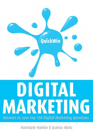 Quick Win Digital Marketing by Joanna Akins from Vearsa in Business & Management category