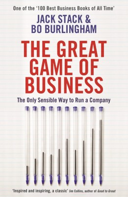 The Great Game of Business by Bo Burlingham from Vearsa in Business & Management category