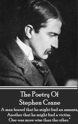 The Poetry Of Stephen Crane by Stephen Crane from Vearsa in Language & Dictionary category