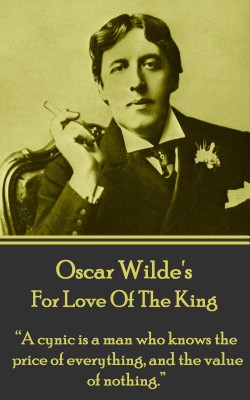 For Love Of The King by Oscar Wilde from Vearsa in Language & Dictionary category