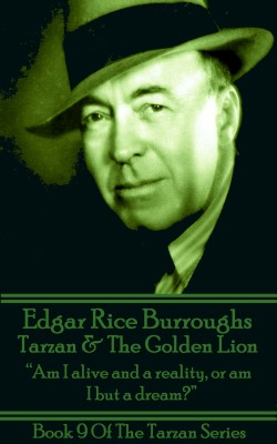 Tarzan & The Golden Lion by Edgar Rice Burroughs from Vearsa in Classics category