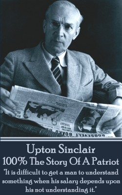 100% The Story Of A Patriot by Upton Sinclair from Vearsa in General Novel category