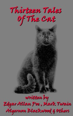 13 Tales Of The Cat by Algernon Blackwood from Vearsa in General Novel category