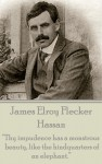 Hassan by James   Elroy Flecker from  in  category