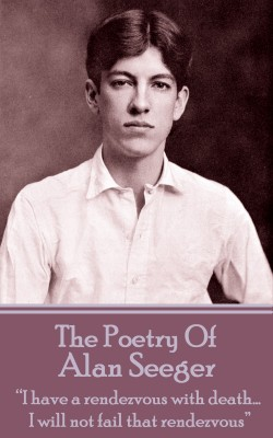 The Poetry Of Alan Seeger by Alan  Seeger from Vearsa in Language & Dictionary category