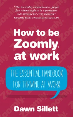 How to be Zoomly at work by Dawn Sillett from Vearsa in Motivation category