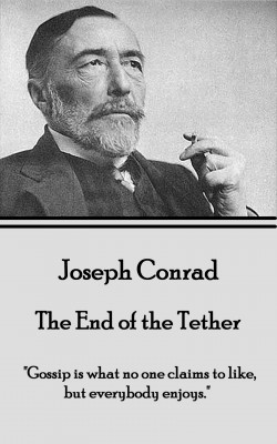 The End of the Tether by Joseph Conrad from Vearsa in General Novel category