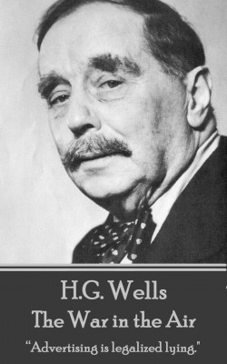 The War in the Air by H.G. Wells from Vearsa in General Novel category