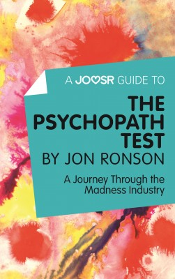 A Joosr Guide to... The Psychopath Test by Jon Ronson by Joosr from Vearsa in Family & Health category