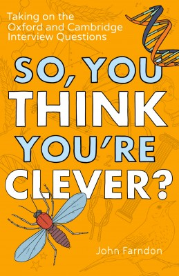 So, You Think You're Clever? by John Farndon from Vearsa in General Academics category
