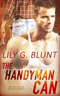 The Handyman Can by Lily G. Blunt from Vearsa in Romance category