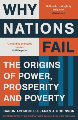 Why Nations Fail by James A. Robinson from Vearsa in Business & Management category