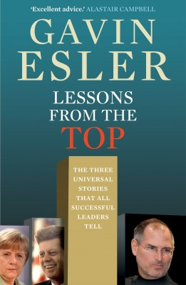 Lessons from the Top by Gavin Esler from Vearsa in Business & Management category