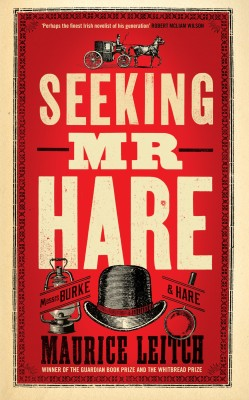 Seeking Mr Hare by Maurice Leitch from Vearsa in General Novel category