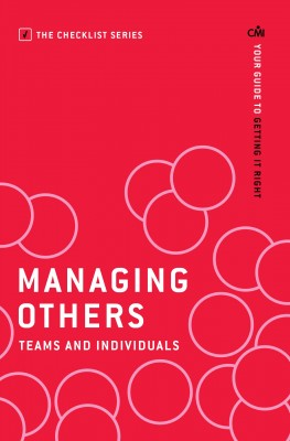 Managing Others: Teams and Individuals by Chartered Management Institute from Vearsa in Business & Management category