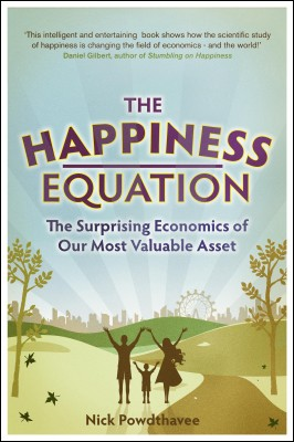 The Happiness Equation by Nick Powdthavee from Vearsa in Family & Health category
