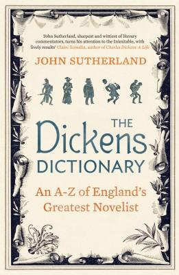 The Dickens Dictionary by John Sutherland from Vearsa in General Novel category