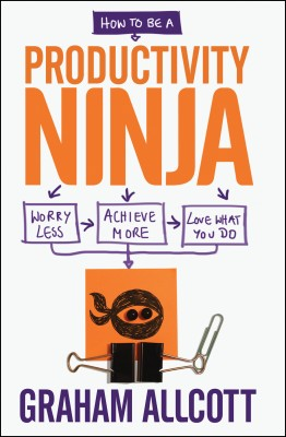 How to be a Productivity Ninja by Graham Allcott from Vearsa in Motivation category