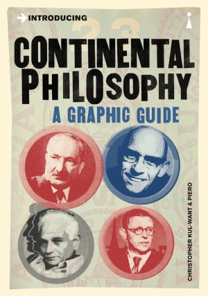 Introducing Continental Philosophy by Christopher Kul-Want from Vearsa in General Academics category