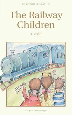 The Railway Children by Edith Nesbit from Vearsa in Teen Novel category