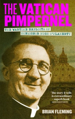 The Vatican Pimpernel by Brian Fleming from Vearsa in History category