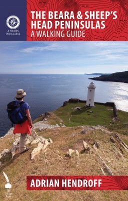 The Beara & Sheep's Head Peninsulas: A Walking Guide by Adrian Hendroff from Vearsa in Sports & Hobbies category