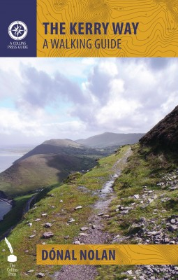 The Kerry Way: A Walking Guide by Dónal Nolan from Vearsa in Travel category