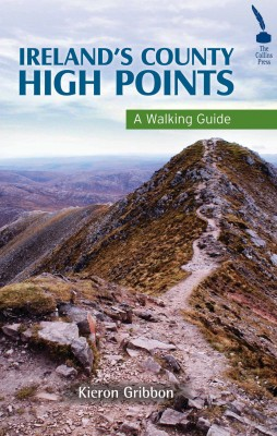 Ireland's County High Points – A Walking Guide by Kieron Gribbon from Vearsa in Travel category