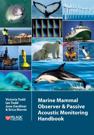 Marine Mammal Observer and Passive Acoustic Monitoring Handbook by Jane Gardiner from Vearsa in Science category