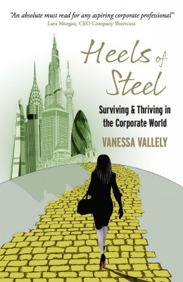 Heels of Steel by Vanessa Vallely from Vearsa in Business & Management category