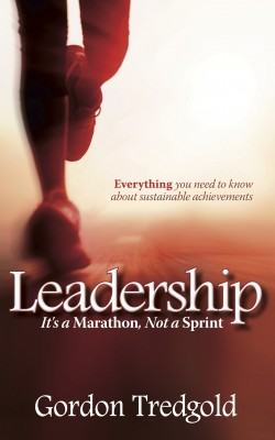 Leadership: It's a Marathon not a Sprint by Gordon Tredgold from Vearsa in Business & Management category