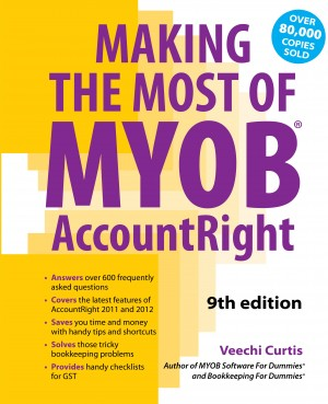 Making the Most of MYOB Software by Veechi Curtis from Vearsa in Business & Management category
