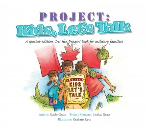 Project: Kids, Let's Talk by Graham Ross from Vearsa in Family & Health category