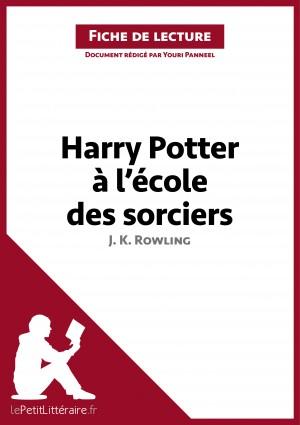Harry Potter à l'école des sorciers de J. K. Rowling (Fiche de lecture) by lePetitLittéraire.fr from Vearsa in General Novel category