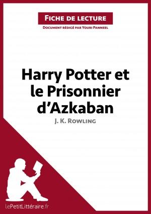 Harry Potter et le Prisonnier d'Azkaban de J. K. Rowling (Fiche de lecture) by lePetitLittéraire.fr from Vearsa in General Novel category